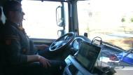Mit dem Lastwagen in die Zukunft
