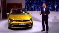 Volkswagen stellt neuen Golf vor