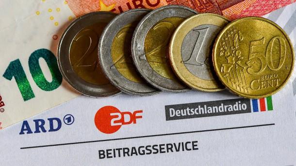Gehälter bei ARD und ZDF sind zu hoch