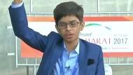 14-jähriger Inder entwickelt Anti-Landminen-Drohne