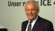 Bahnchef Grube tritt zurück