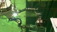 Roboter von Toshiba soll in Fukushima aufräumen