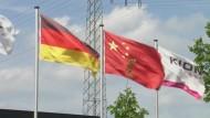 Mittelständler mit chinesischem Investor zufrieden
