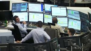 Aktien und Anleihen im Plus