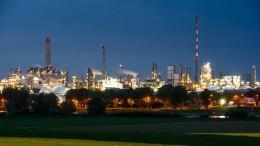 Hitze zwingt BASF zur Drosselung der Produktion
