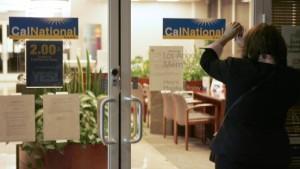 Amerikanische Bank CIT ist insolvent