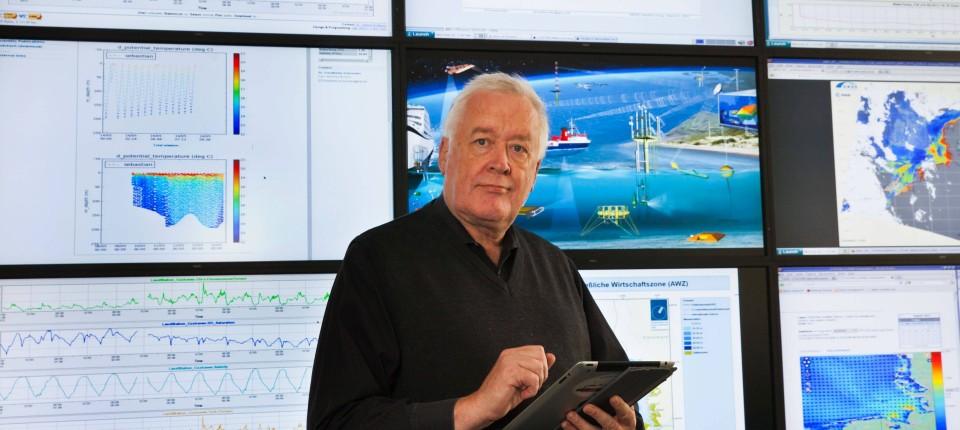 Hans Von Storch Beobachtet Das Klima Und Die Nord  Und Ostsee