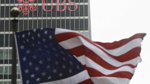 UBS legt 4450 amerikanische Bankkonten offen