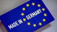 Laut einer neuen Studie verliert die deutsche  Bundesrepublik an Wettbewerbsfähigkeit.