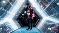 5G ist auch auf der Technikmesse CES in Las Vegas im Januar ein wichtiges Thema gewesen.