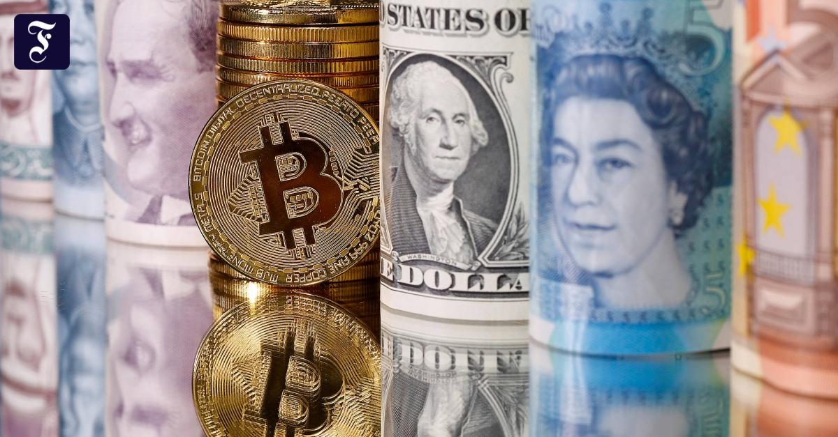 Bitcoins Kurs-Treiber im Visier der Staatsanwaltschaft - FAZ - Frankfurter Allgemeine Zeitung