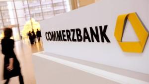Commerzbank legt Milliarde für faule Kredite zurück
