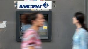 Italiens Banken bekommen Staatshilfe durch die Hintertür