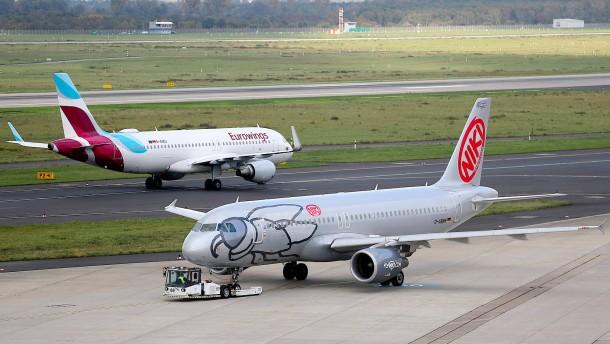 Lufthansa zeigt im Air-Berlin-Poker Entgegenkommen