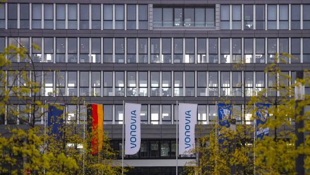 Vonovia braucht für die Übernahme von Deutsche Wohnen noch Aktien