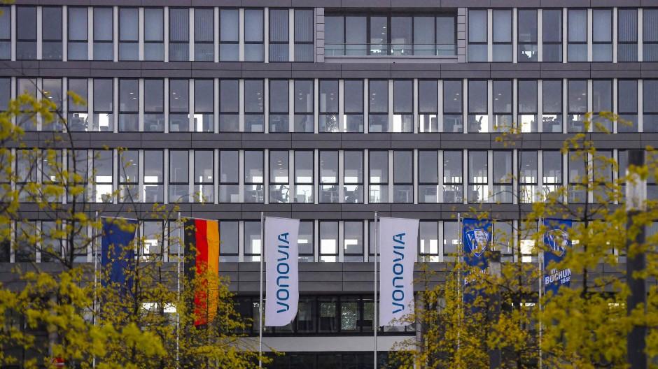 Zentrale von Vonovia in Bochum