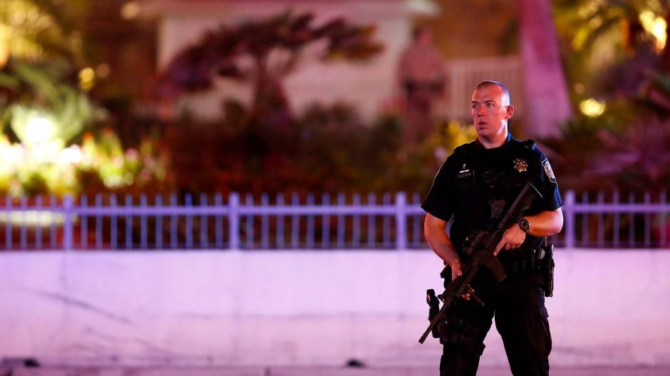 Nach Angriff in Las Vegas: Waffenhersteller-Aktien steigen