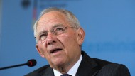 Schäuble: Parlament muss nicht über Griechenland abstimmen