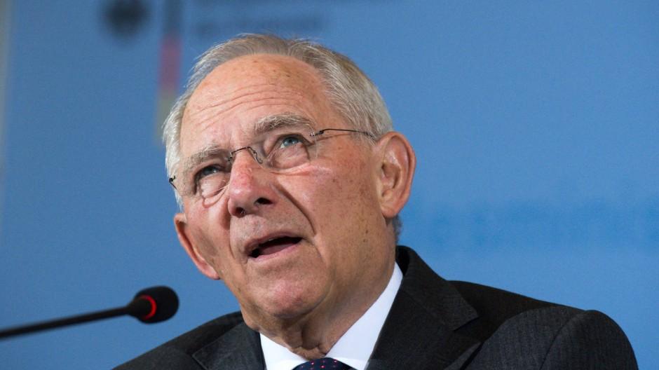 Hat schon viele Eurogruppen-Treffen hinter sich: Bundesfinanzminister Wolfgang Schäuble