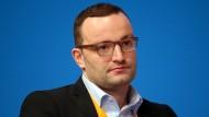 """CDU-Präsidiumsmitglied Jens Spahn: """"Wir sollten nicht schon im Vorfeld TAbus aufbauen."""""""