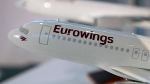 Eurowings und Ufo sprechen wieder miteinander