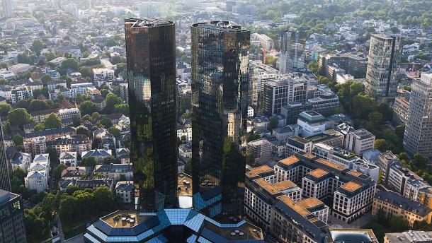 Deutsche Bank zahlt mehr als eine Milliarde Boni