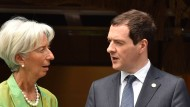Britischer Finanzminister warnt vor Schock