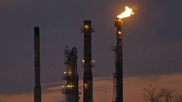 Exxon verdient nur 4 Milliarden Dollar in drei Monaten