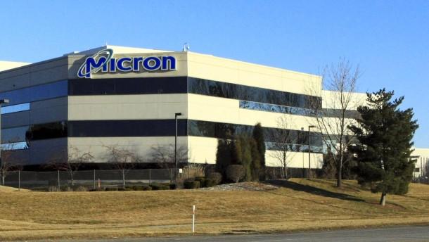 23 Milliarden für amerikanischen Chipkonzern