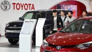 Toyota verdient mehr Geld als jemals zuvor