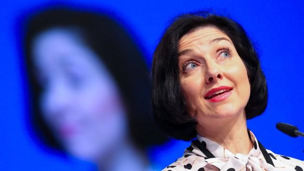 Frühere CDU-Politikerin übernimmt Führungsposten bei Eon