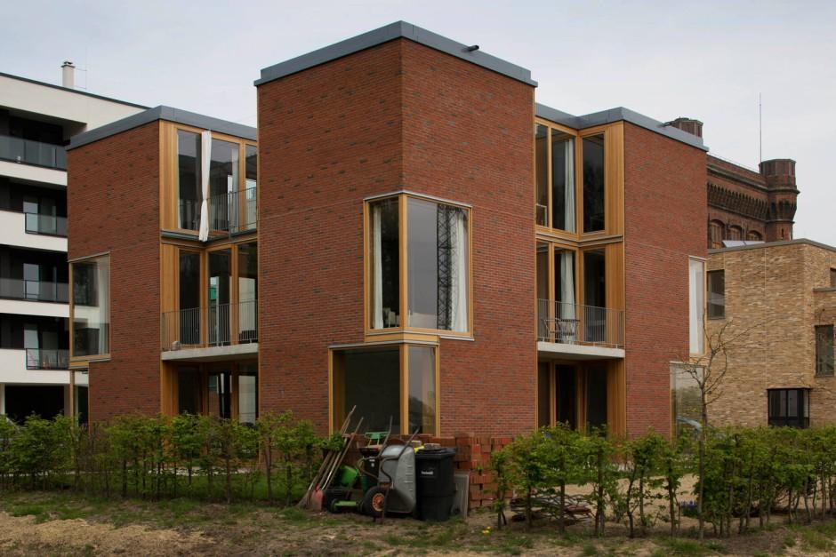 Ein haus das sich flexibel zeigt - Architekt bremen einfamilienhaus ...