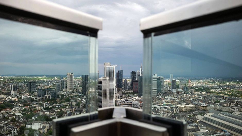 Gefragt: Städte wie Frankfurt ziehen Käufer aus Fernost an.