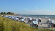 Auch Urlaub an der Ostsee kann sehr teuer sein.