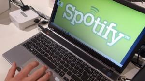 Musik kommt heutzutage aus dem Internet