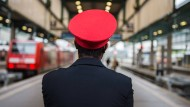 Weniger Bahnreisende durch Streiks