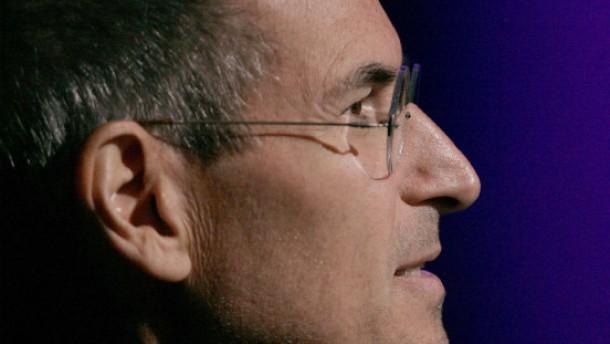 Was ist in Steve Jobs gefahren?