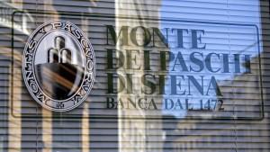 Keine privaten Investoren für Monte dei Paschi