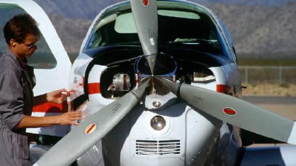 Opferanwälte klagen gegen Lufthansa-Flugschule in Amerika