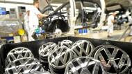 Golf-Produktion steht bald für mehrere Tage still