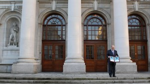 Irland bemüht sich um Sicherheits-Kreditlinie