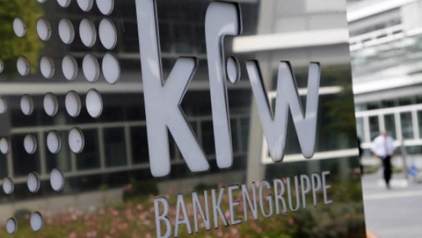 Untreue-Ermittlungen gegen KfW eingestellt