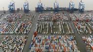 Wie der Container die Seefahrt revolutioniert hat