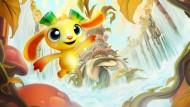 Schaut fröhlich: Ein Charakter aus dem ersten Puzzler von Goodgame Studios
