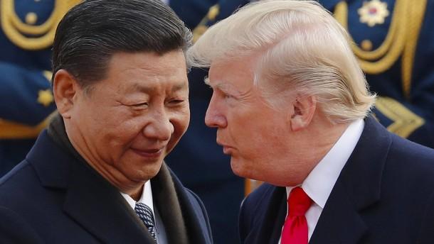 Amerikas To-do-Liste für Peking