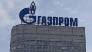 Gasprom-Gewinn bricht um 86 Prozent ein