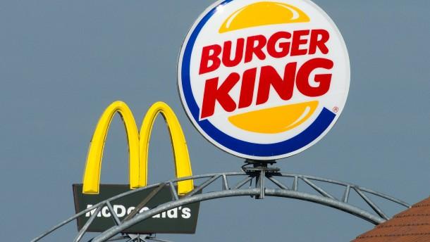 Burger King und KFC wollen in Deutschland expandieren