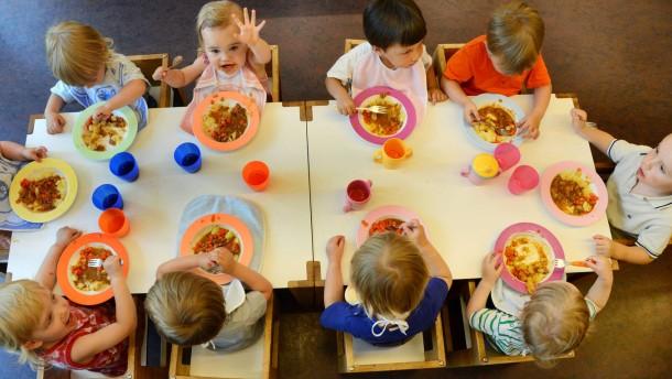 Catering im Kindergarten
