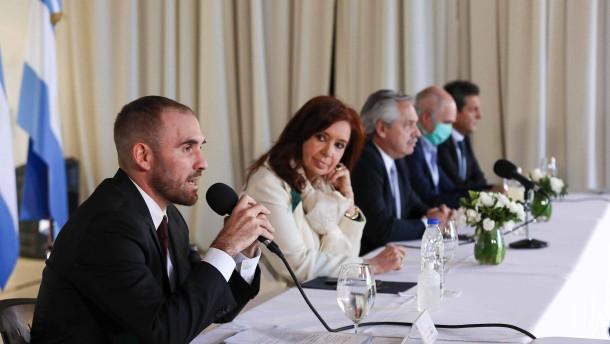 Argentiniens Bankrottpolitik