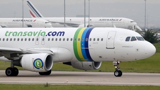 Air France will mit Billig-Fluglinie unter Top Fünf